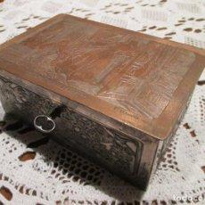 Antigüedades: ANTIGUO JOYERO FRANCÉS (S.XIX). Lote 90490589