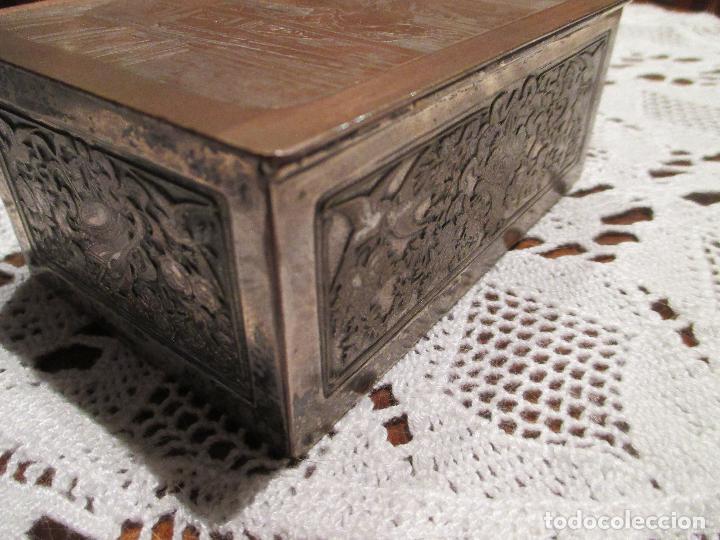 Antigüedades: ANTIGUO JOYERO FRANCÉS (S.XIX) - Foto 2 - 90490589