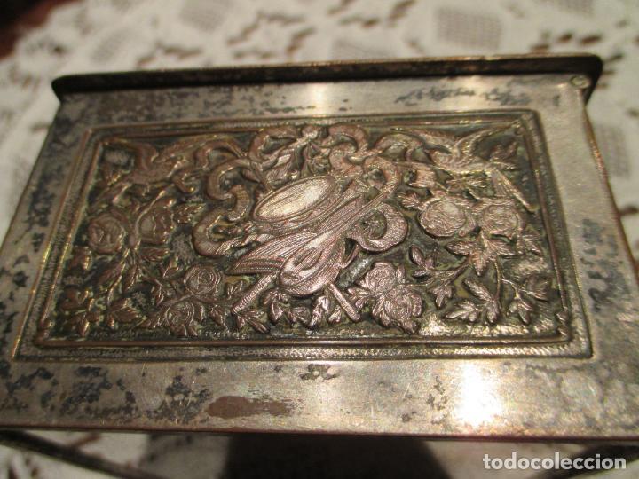 Antigüedades: ANTIGUO JOYERO FRANCÉS (S.XIX) - Foto 3 - 90490589