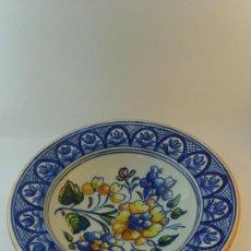 Antigüedades: FUENTE CERMICA TALAVERA. Lote 90625790