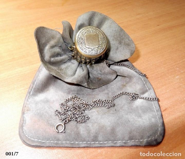 Antigüedades: Antiguo monedero cierre ACORDEON año 1900 - Foto 2 - 90648625