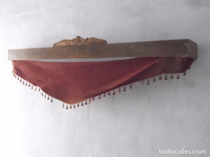 Cortinas antigua barra soporte cortinas galeria comprar - Barras de cortinas de madera ...