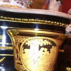 Antigüedades: VASO DE CRISTAL DE BOHEMIA SIGLO XIX, HACIA 1840. Lote 90921300