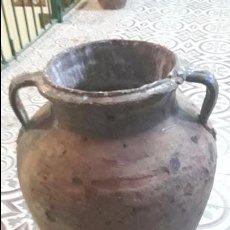 Antigüedades: IMPRESIONANTE TINAJA ANTIGUA DE OSUNA . Lote 90943175