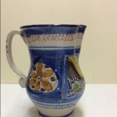 Antigüedades: JARRA CERAMICA DE MANISES. S. XIX.. Lote 91102945