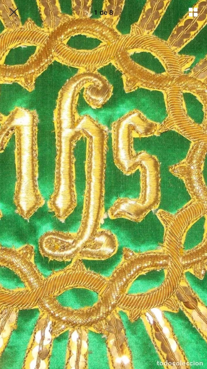 Antigüedades: Bordado oro - Foto 4 - 91172112