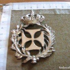 Antigüedades: SEMANA SANTA - MEDALLA REAL HERMANDAD - LOCALIDAD A IDENTIFICAR . Lote 91288630