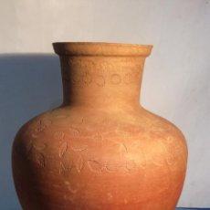 Antigüedades: TINAJA DE BARRO. Lote 91377900