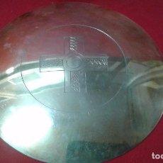Antigüedades: PATENA DE PLATA, MEDIADOS DEL SIGLO XX. Lote 91591540