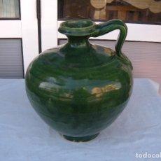 Antigüedades: CERÁMICA POPULAR, ACEITERA DE LUCENA. Lote 91650995