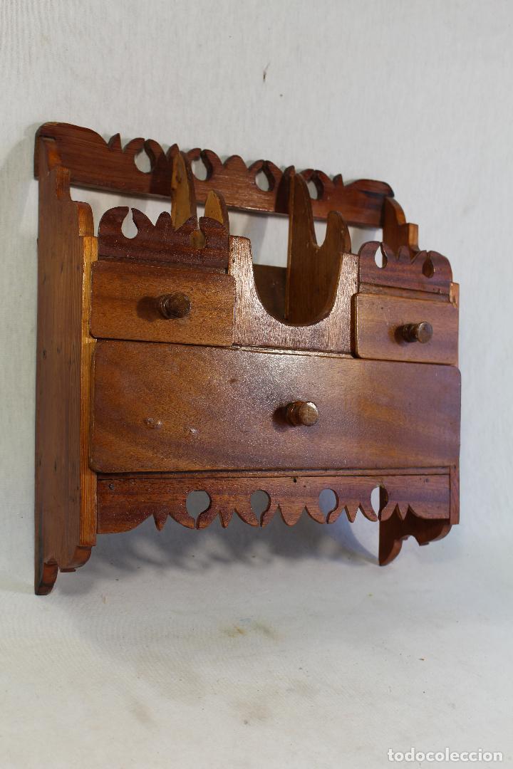 Antigüedades: mueble almirez - Foto 2 - 91682730