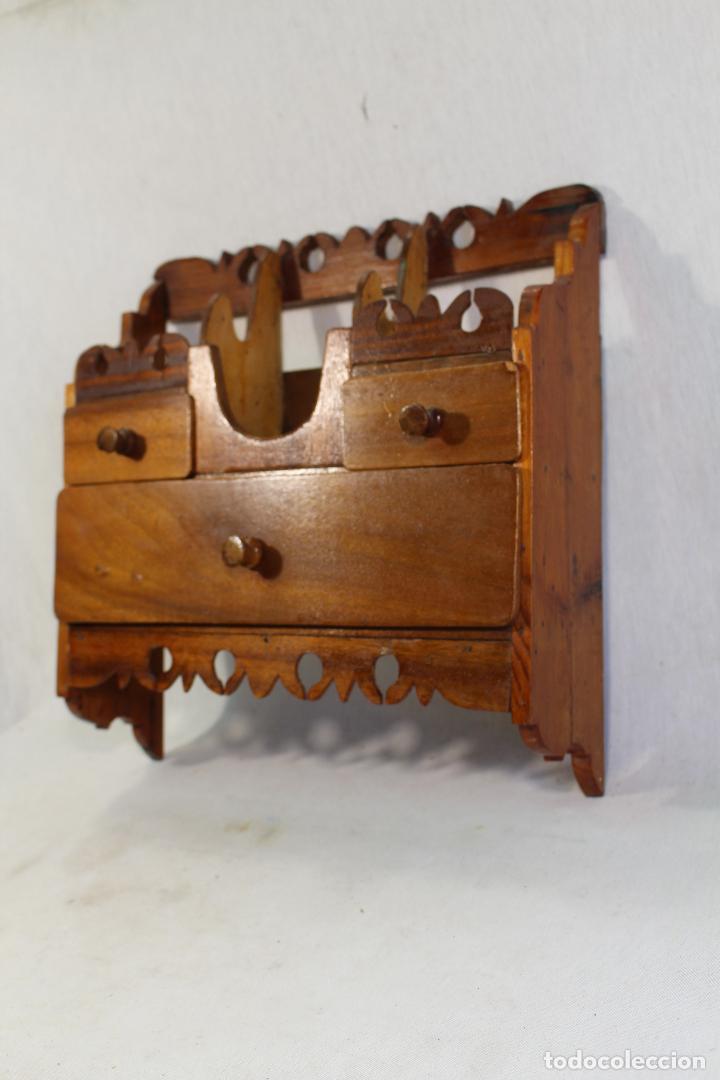 Antigüedades: mueble almirez - Foto 3 - 91682730