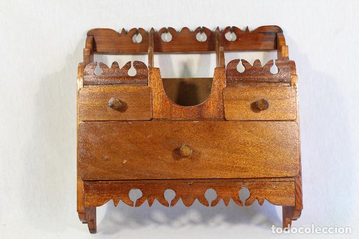 Antigüedades: mueble almirez - Foto 4 - 91682730