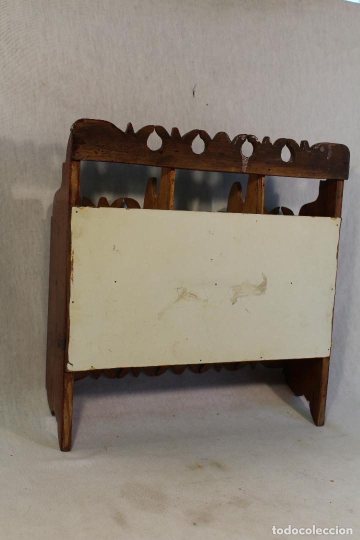 Antigüedades: mueble almirez - Foto 5 - 91682730