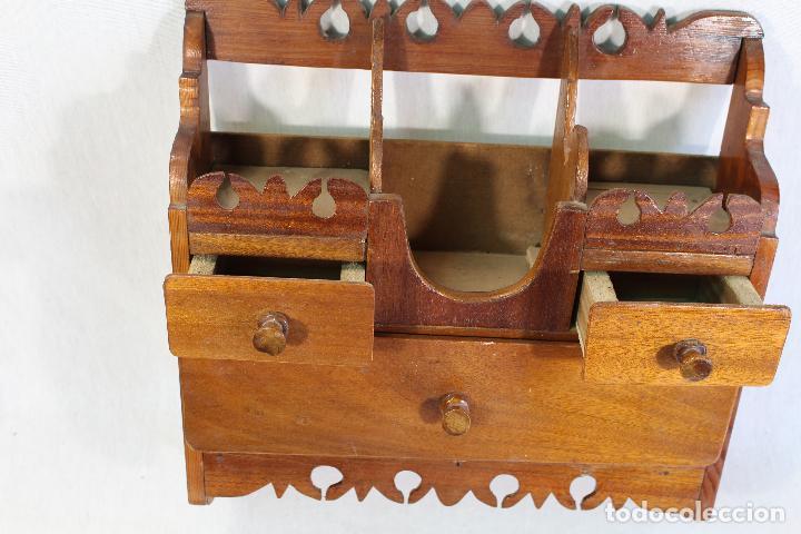 Antigüedades: mueble almirez - Foto 7 - 91682730