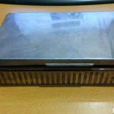 Antiquitäten - Caja de plata para escritorio peso 300 grm - 91703032