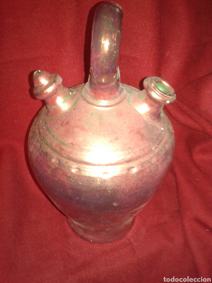 BUCARO CERAMICA TRIANA (Antigüedades - Porcelanas y Cerámicas - Triana)