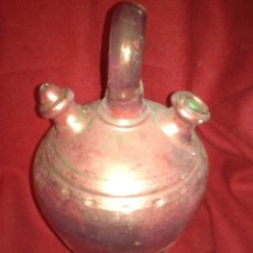 Antigüedades: BUCARO CERAMICA TRIANA. Lote 91824080
