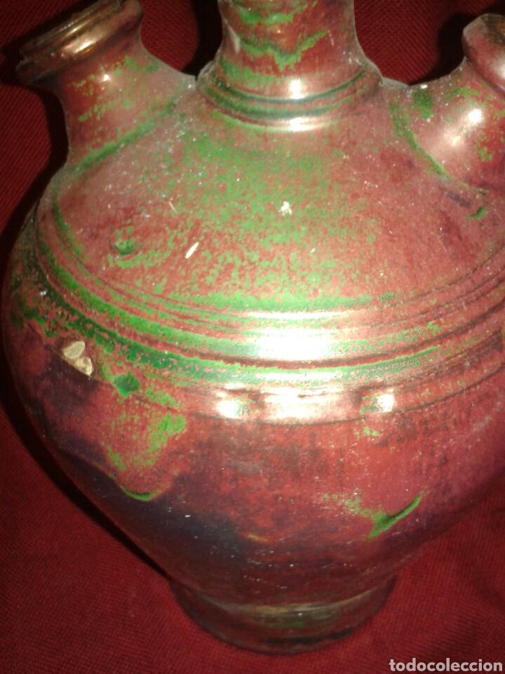 Antigüedades: BUCARO CERAMICA TRIANA - Foto 5 - 91824080
