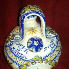 Antigüedades: BUCARO CERAMICA TRIANA. Lote 91827707