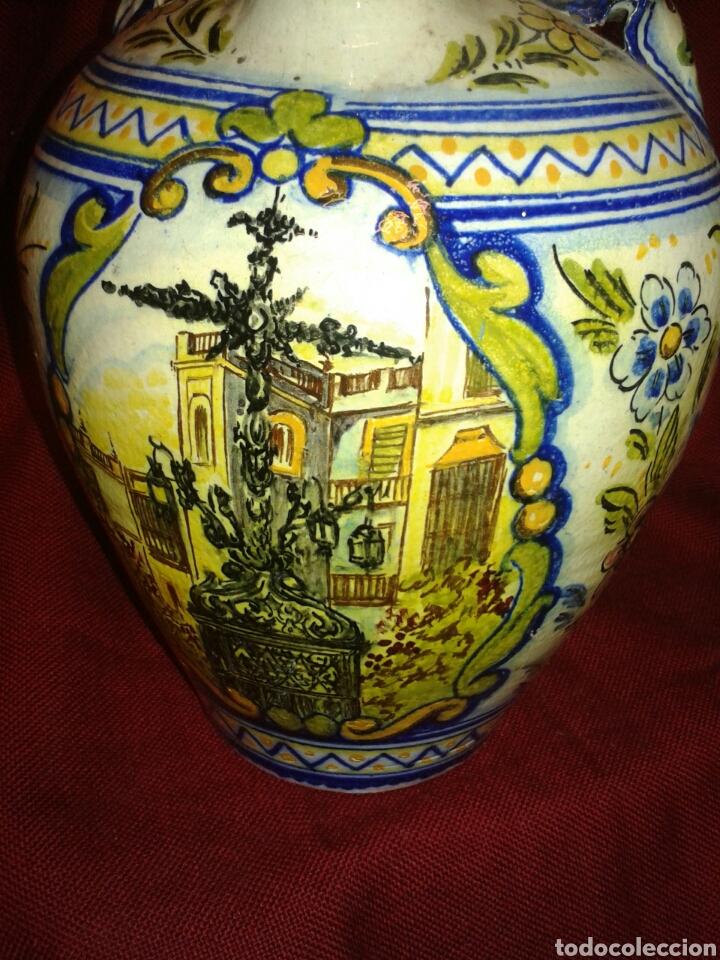 Antigüedades: BUCARO CERAMICA TRIANA - Foto 4 - 91827707