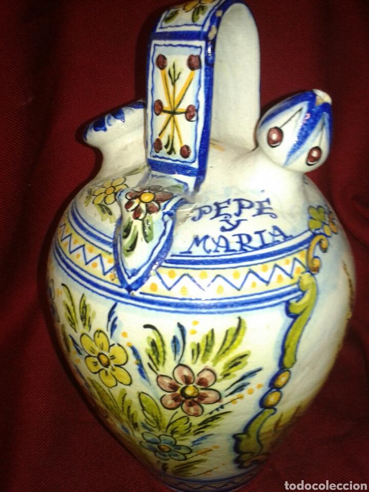Antigüedades: BUCARO CERAMICA TRIANA - Foto 6 - 91827707