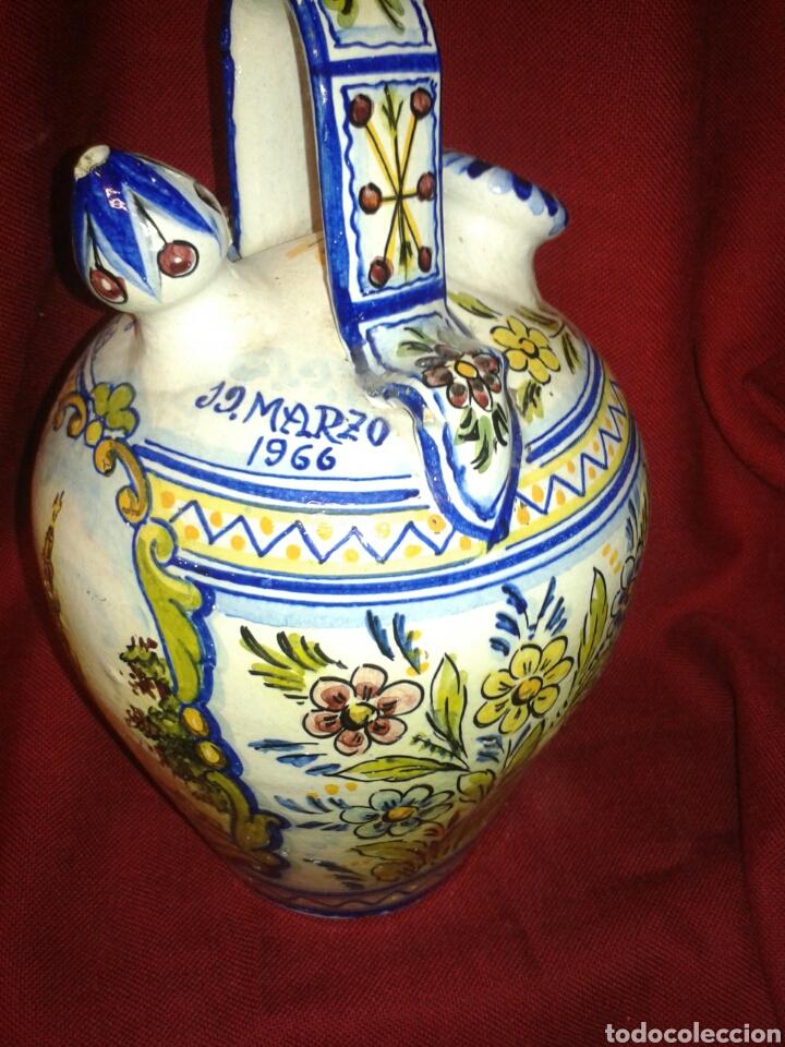 Antigüedades: BUCARO CERAMICA TRIANA - Foto 7 - 91827707