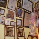 Antigüedades: PAREJA DE SILLAS DE BAMBÚ - PERRET & VIVERT - MAISON DES BAMBOUS - PARIS - FINALES S.XIX - SILLA. Lote 91912335