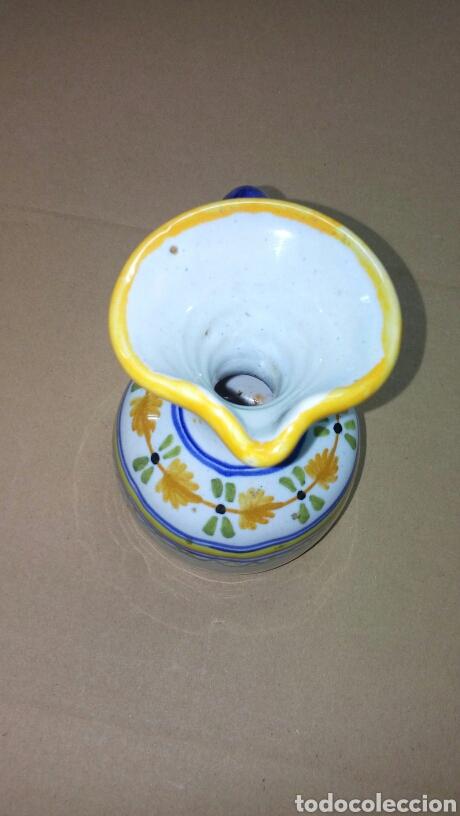 Antigüedades: Jarrita talavera - Foto 4 - 91960767
