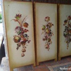 Antigüedades: BIOMBO VALENCIANO.. Lote 92001250