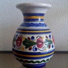 Antigüedades: JARRÓN CERÁMICA TALAVERA. REF. 746. Lote 92074650