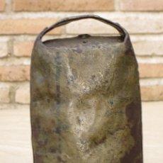 Antigüedades: CENCERRO ANTIGUO GRANDE - COMPLETO Y FUNCIONANDO. ETNOGRAFIA.. Lote 92154880
