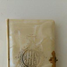 Antigüedades: MISAL DE PRIMERA COMUNION. Lote 92264684