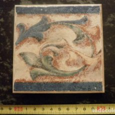 Antigüedades: RACHOLA - BALDOSA - AZULEJO - ABS. Lote 172653513