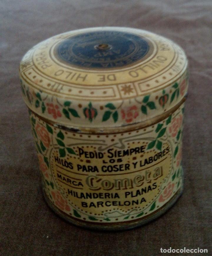 CAJAS METÁLICAS ANTIGUAS (Antigüedades - Hogar y Decoración - Cajas Antiguas)