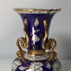Antigüedades: BONITO JARRÓN EN PORCELANA (PARA RESTAURAR) SIGLO XIX. Lote 92303660