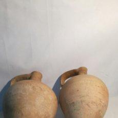 Antigüedades: DOS CANTAROS ANDALUCES. Lote 92321112