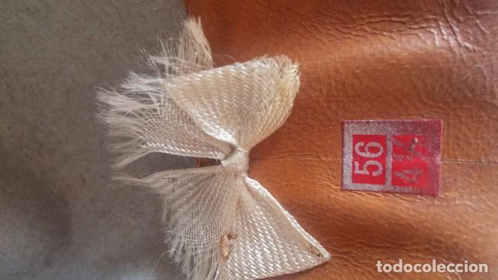 Antigüedades: Sombrero tipo borsalino - Foto 5 - 92425900