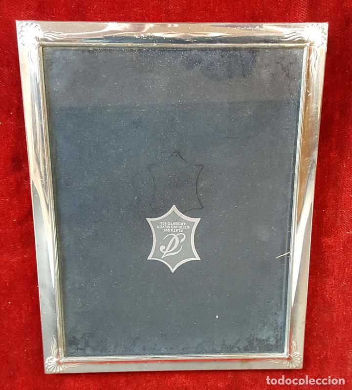 marco para fotografias. resina y plata. isabel - Comprar Marcos ...