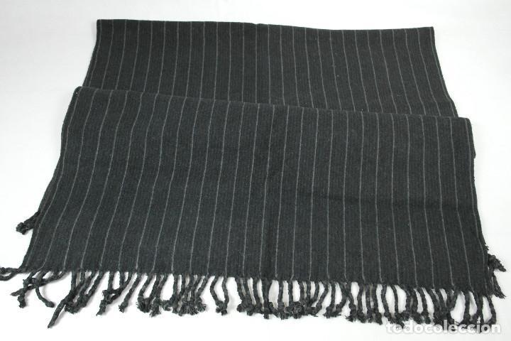 Antigüedades: Tapabocas de rayas. Antiguo - Foto 2 - 92799230