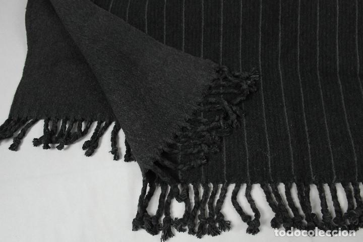 Antigüedades: Tapabocas de rayas. Antiguo - Foto 4 - 92799230
