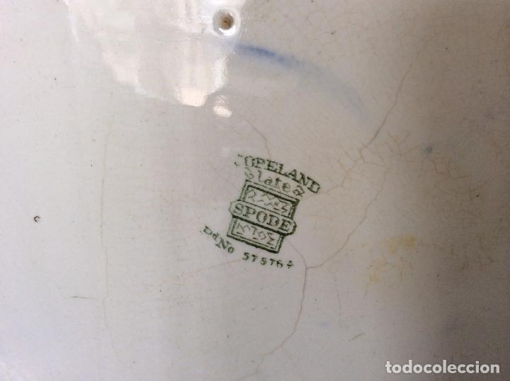 Antigüedades: jarra de cerveza, porcelana inglesa COPELAND sellada y numerada - Foto 8 - 92815575