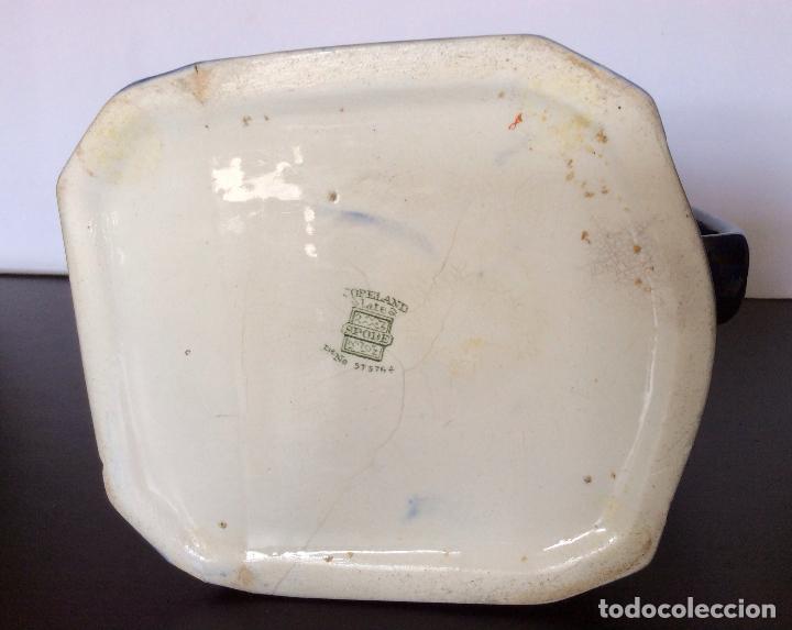 Antigüedades: jarra de cerveza, porcelana inglesa COPELAND sellada y numerada - Foto 9 - 92815575