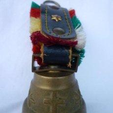 Antigüedades: CAMPANA SUIZA. Lote 92888130