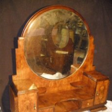 Antigüedades: TOILETTE-COMODA ART DECO DE EPOCA. Lote 92924520