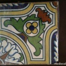 Antigüedades: AZULEJO -ALCORA. Lote 93000340