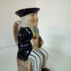 Antigüedades: JARRA SAILOR TONY WOOD MADE ENGLAND. Lote 93010183