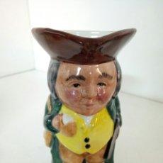 Antiguidades: JARRA GAMEKEEPER JACK OF ALL TRADES PINTADO A MANO MADE FROM ENGLAND. Lote 93010734