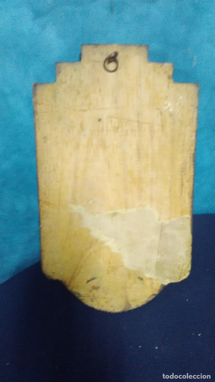 Antigüedades: AGUABENDITERA BENDITERA SAGRADO CORAZON - Foto 4 - 93013135