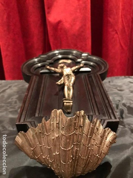 Antigüedades: Cristo con benditera - Foto 4 - 93019025